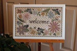 画像2: お花のwelcomeボード♪