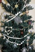 クリスマス用ガーランド♪