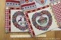 20%OFF!!クリスマス柄ゴブラン織り/カットクロス2種