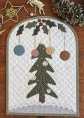 クリスマスタペストリー/オーナメントとツリー♪
