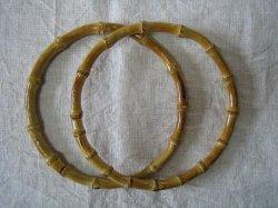 画像1: 竹製持ち手